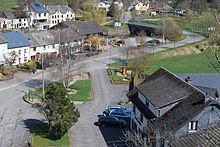 Ouren_Village_square